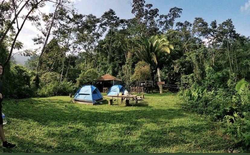 Aventura extrema en Parque ecológico Rawakala