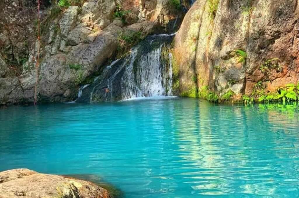 Galeras, disfruta de una piscina natural con agua cristalina