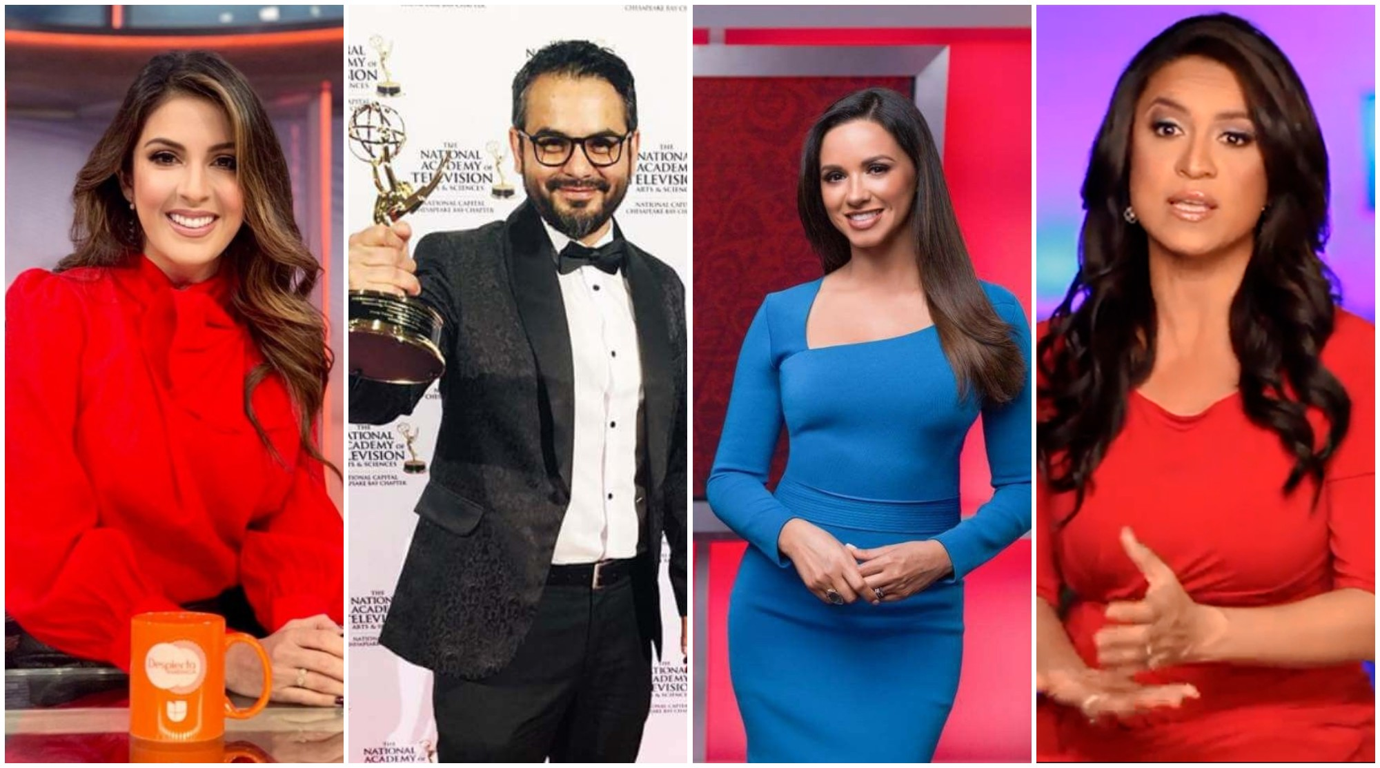 Periodistas hondureños que destacan internacionalmente