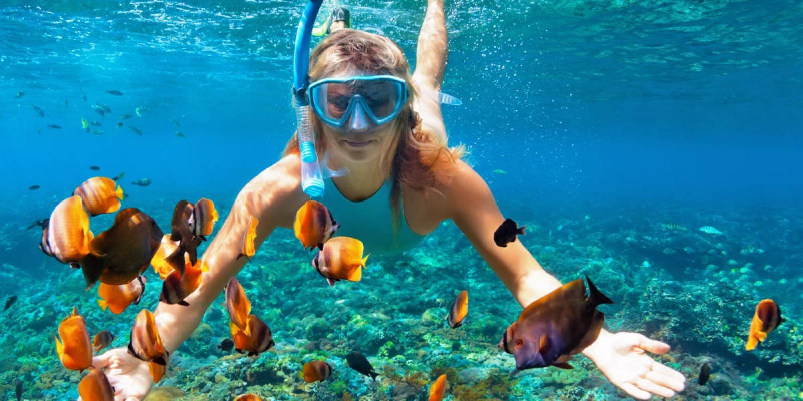 Tour por Los Cayos Cochinos, el paraíso turquesa