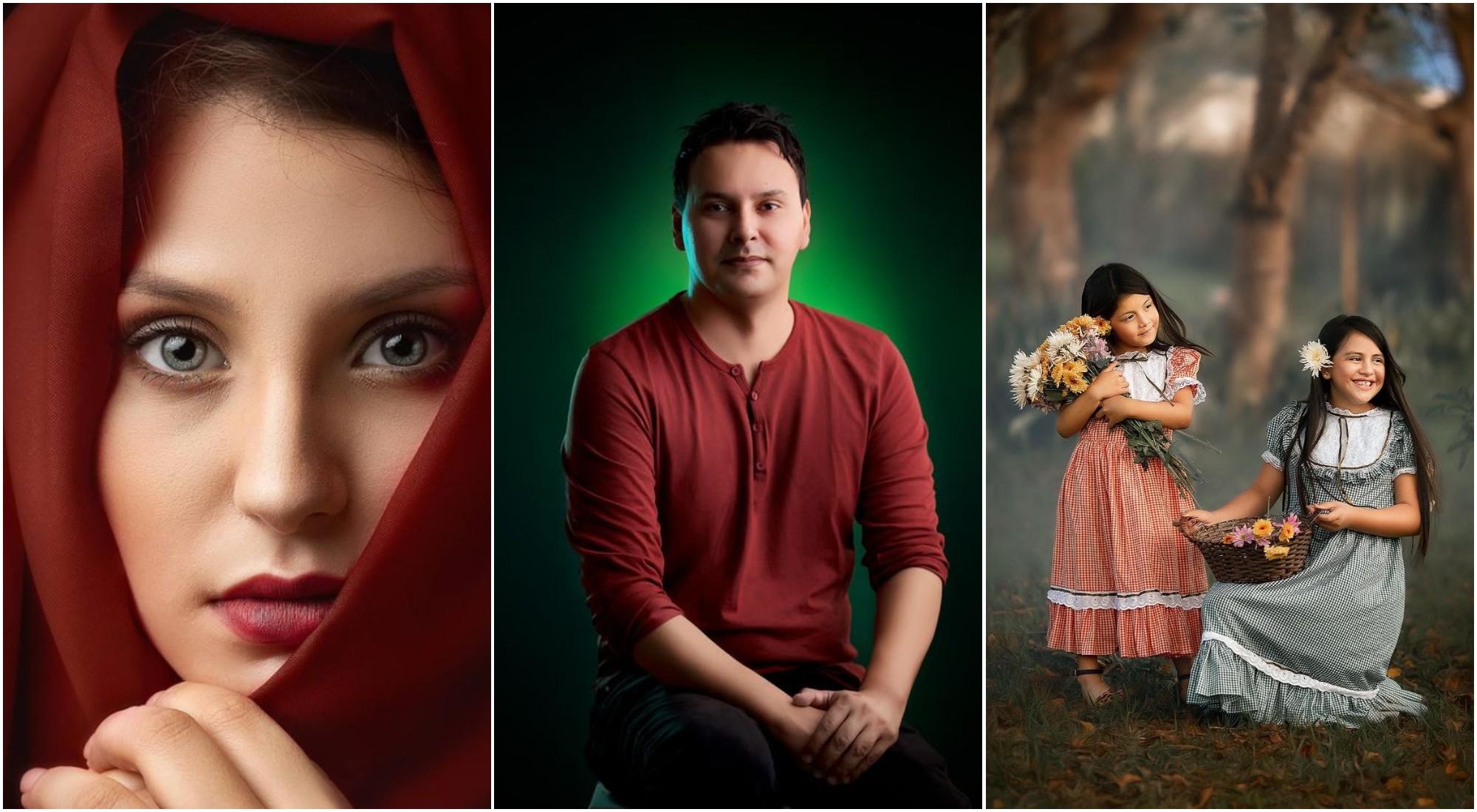 Hondureño Denis Mayorga destaca por sus impresionantes fotografías