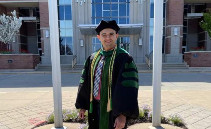 Hondureño Mario Castellanos es aceptado en Harvard