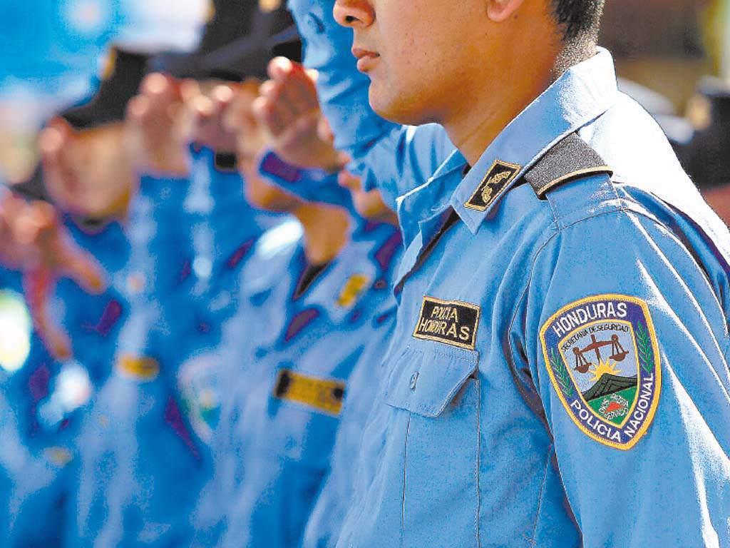 Día del policía hondureño, 09 de junio