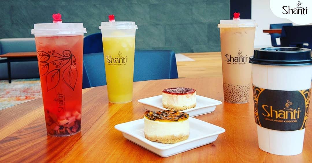 Shanti Cup, un espacio lleno de paz