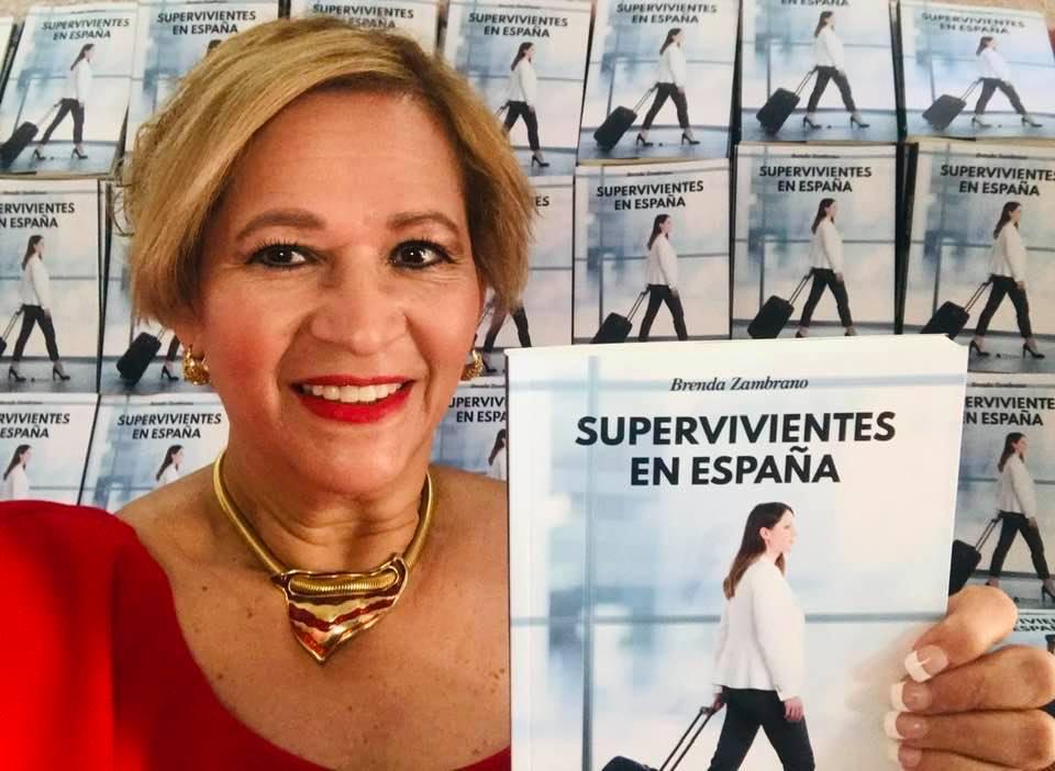 Hondureña Brenda Zambrano publica libro sobre la migración en España