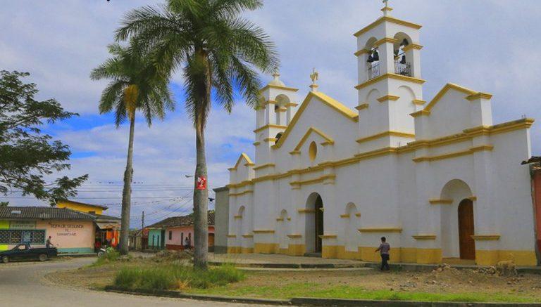 Corquín, ciudad colonial de Copán
