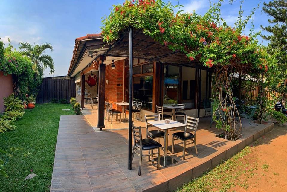 Daheim Roastery & coffee shop, un dulce rinconcito de Honduras