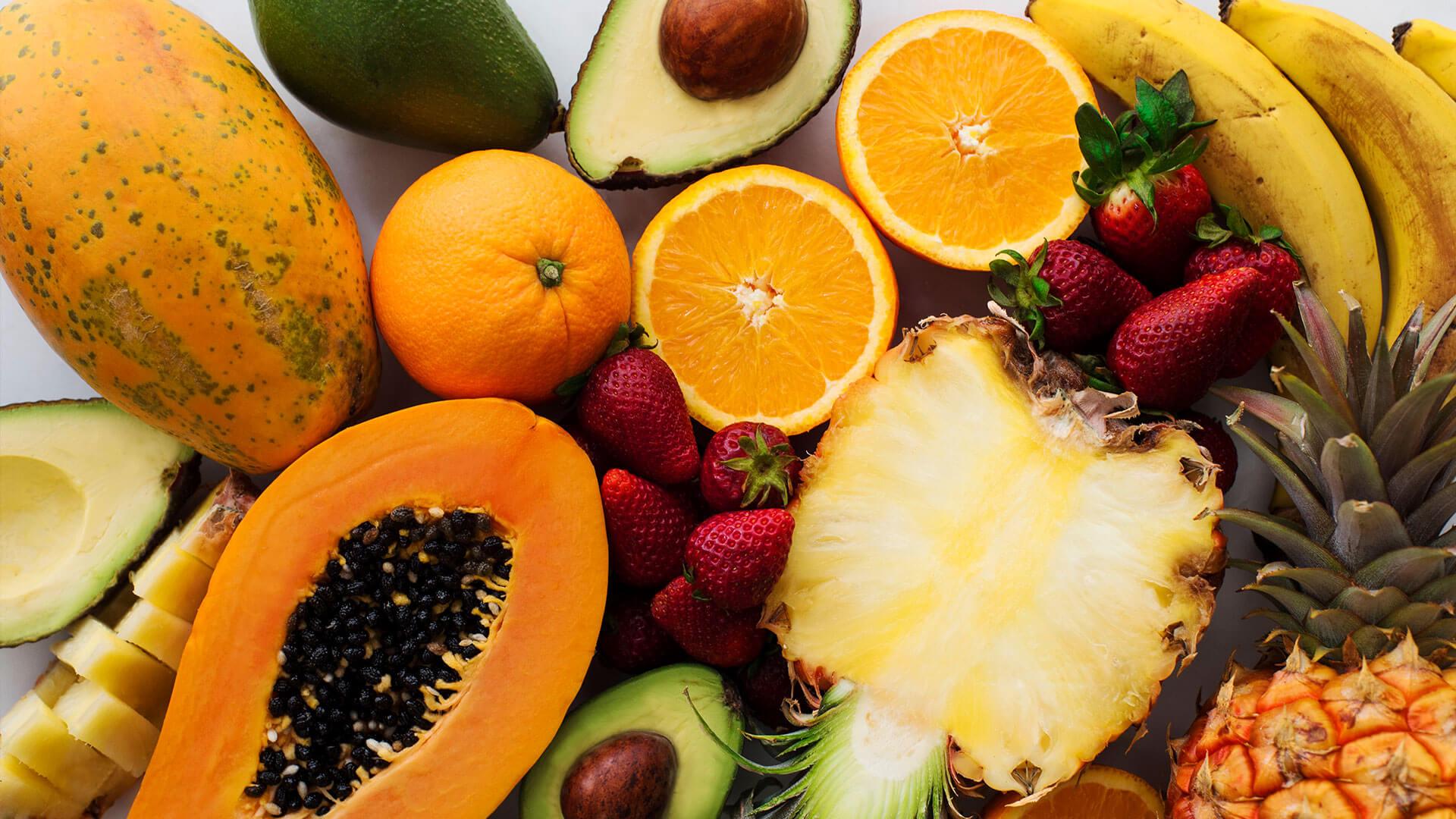 Frutas tropicales que hay en Honduras