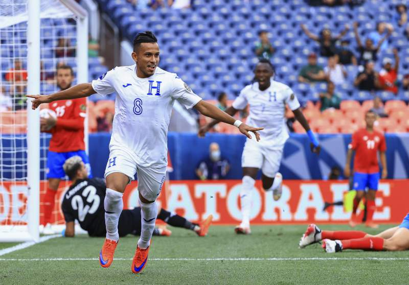 Honduras gana el tercer lugar en Nations League de Concacaf
