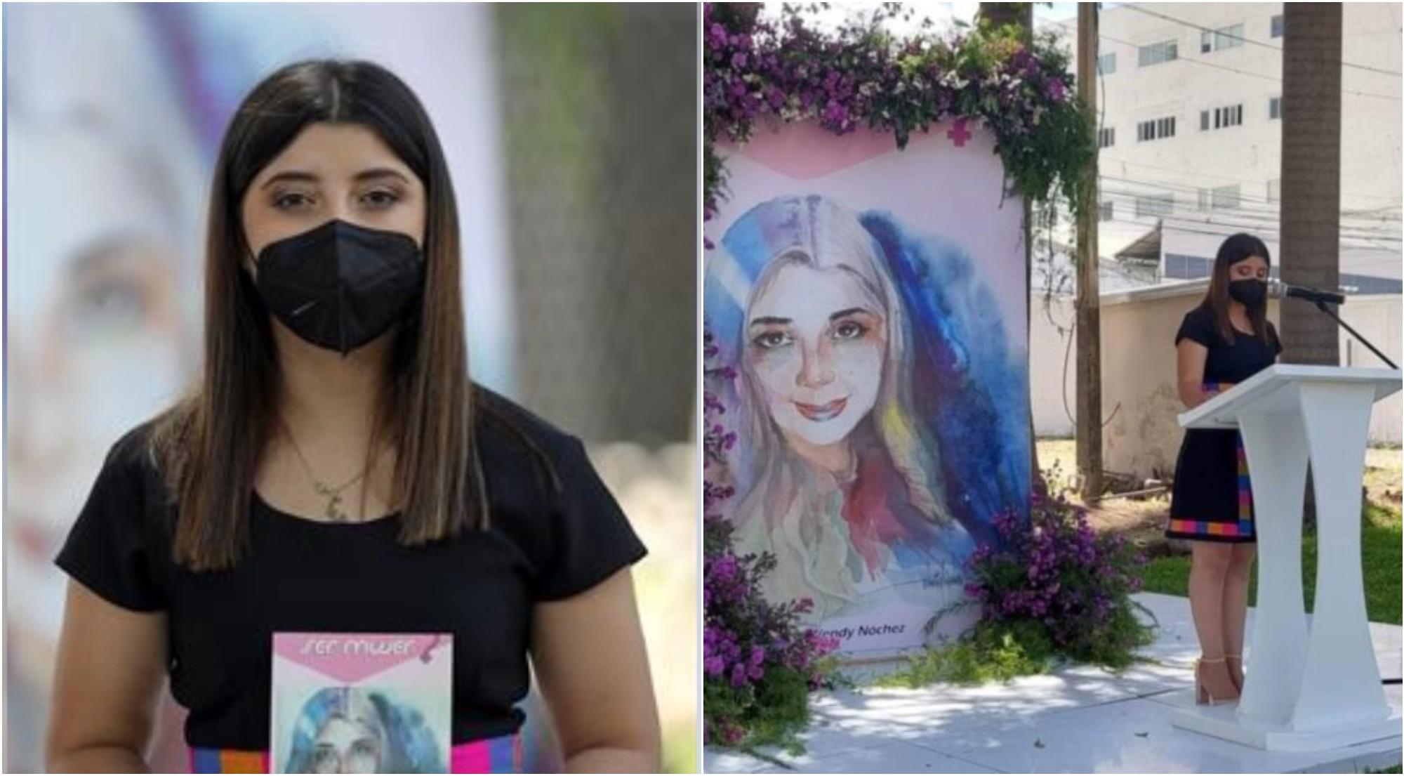 Hondureña presentó un libro que rompe estereotipos femeninos