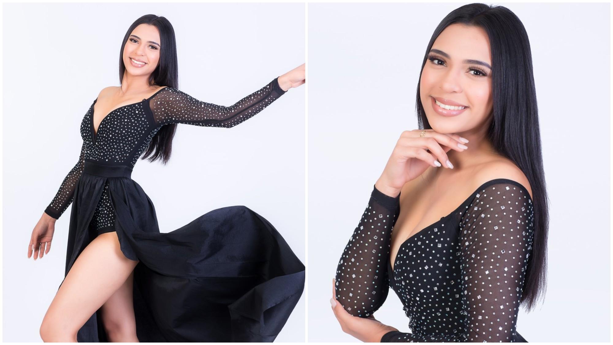 Hondureña Fernanda Laínez entre las finalistas de Miss Washington Latina