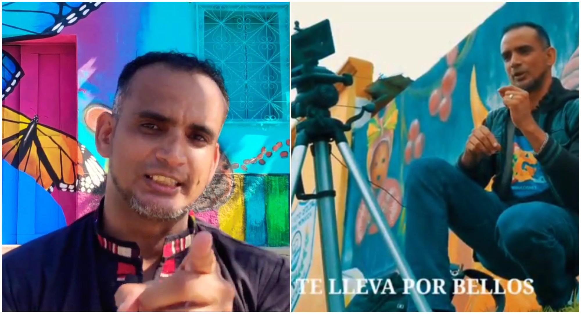 Hondureño crea canal de YouTube para promover Honduras