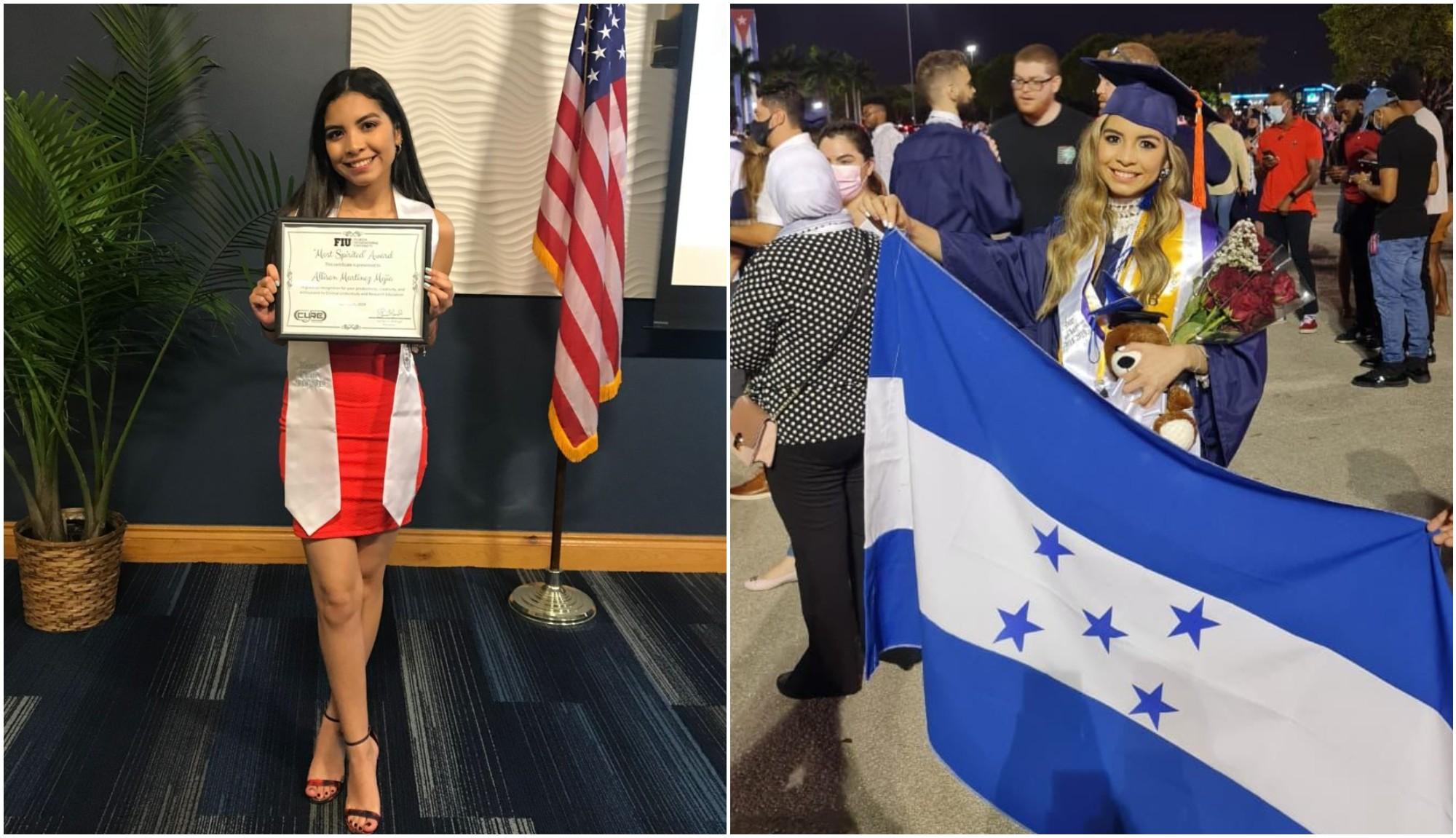 Hondureña ganó concurso de ingeniería biomédica en Estados Unidos