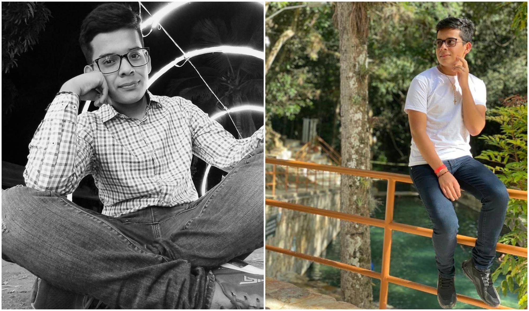 Hondureño Norbin Pérez crea una página de poesías