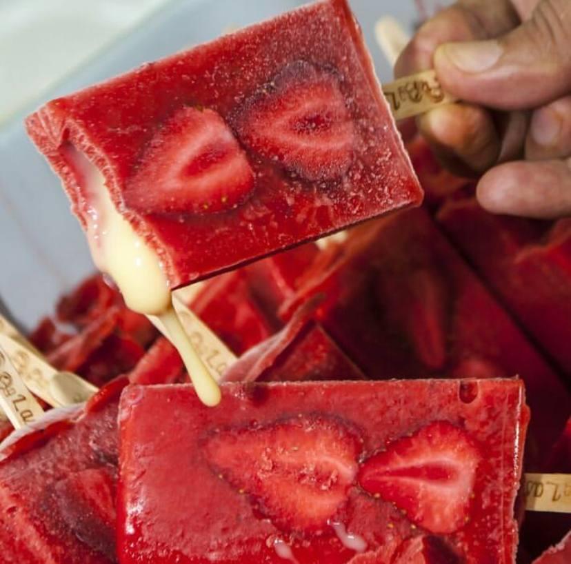 Heladería Las Michoacanas, disfruta del sabor de la fruta