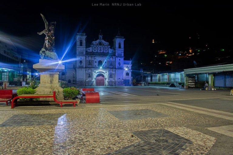 Plaza Los Dolores, emporio cultural y turístico de Honduras