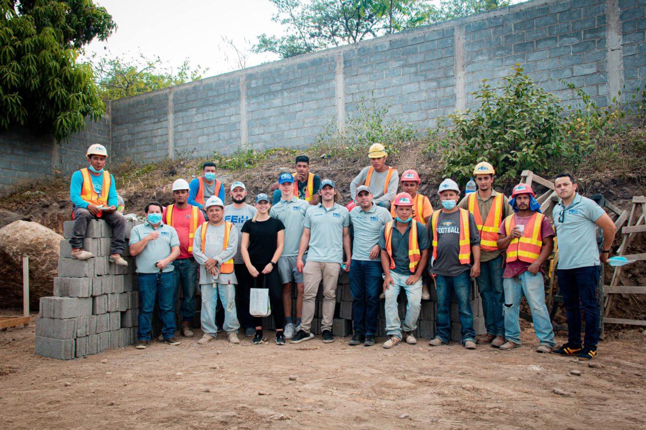 The Foundation for Education inicia la construcción de una escuela