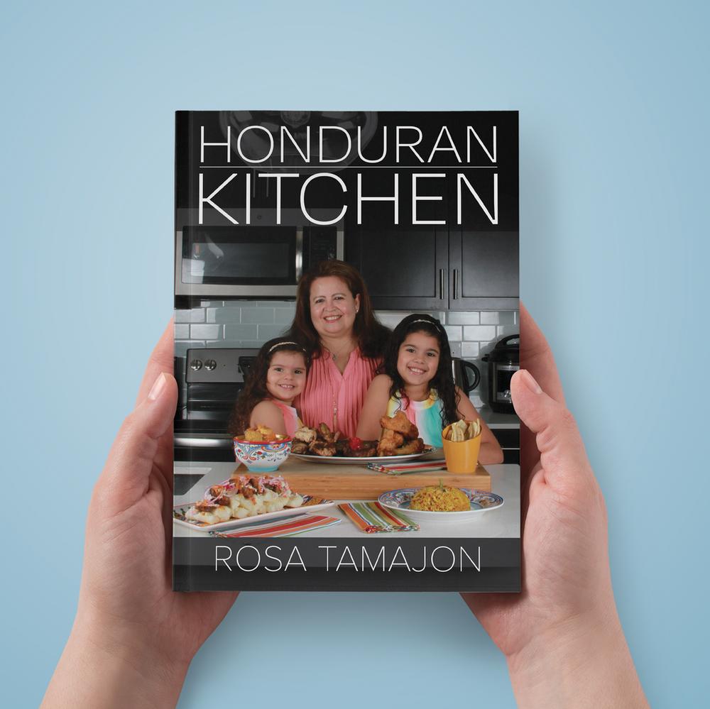 Presentador de Univisión destacó el libro de la hondureña Rosa Tamajón