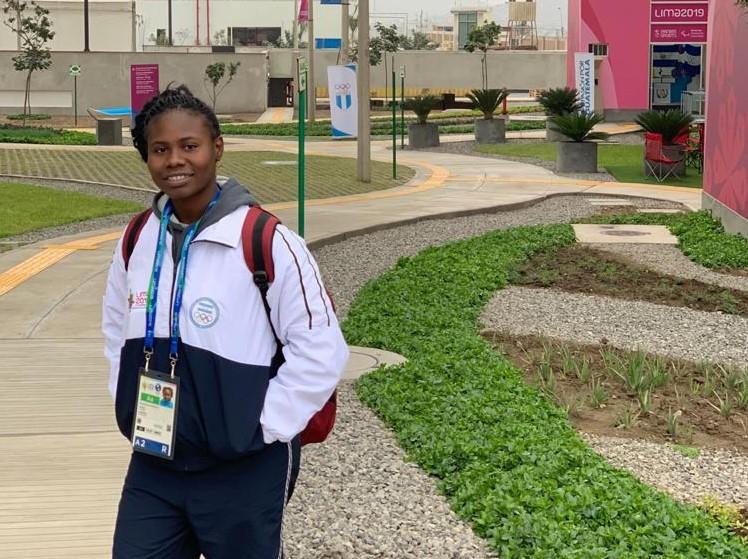 Hondureña Cergia Guity estará en los Juegos Olímpicos en judo