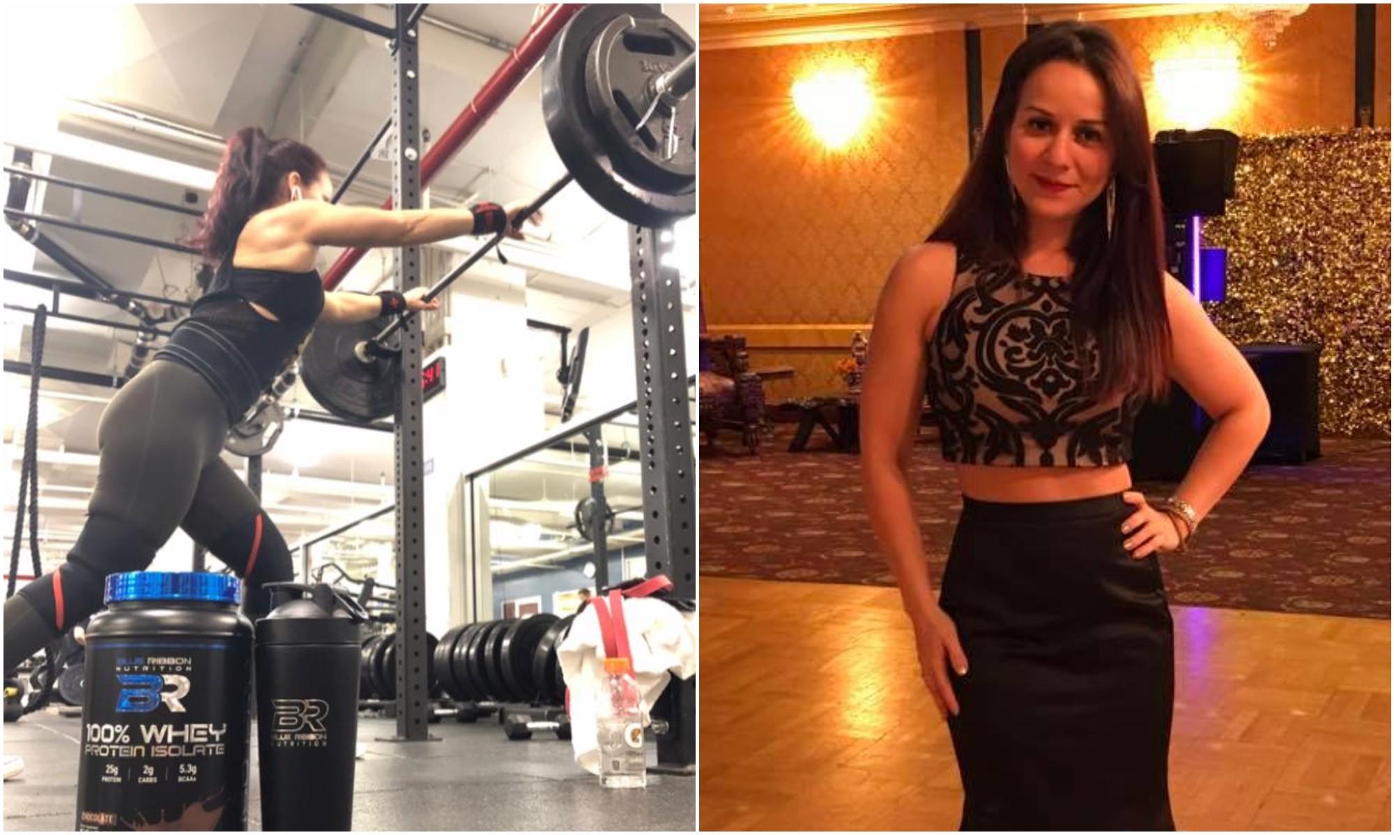 Hondureña compite para ser portada de Muscle & Fitness Hers Magazine