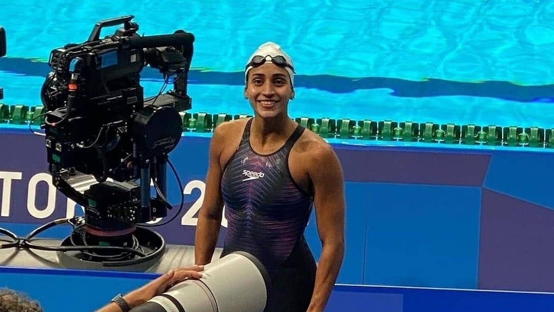 Hondureña Julimar Ávila se clasifica a semifinales en 200 metros mariposa en Tokio