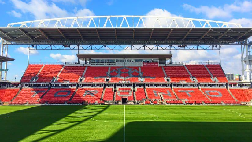 Honduras debutará en las eliminatorias a Catar en el estadio BMO Field