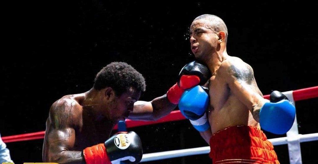 Hondureño Escorpión Ruiz consigue victoria frente a boxeador paraguayo