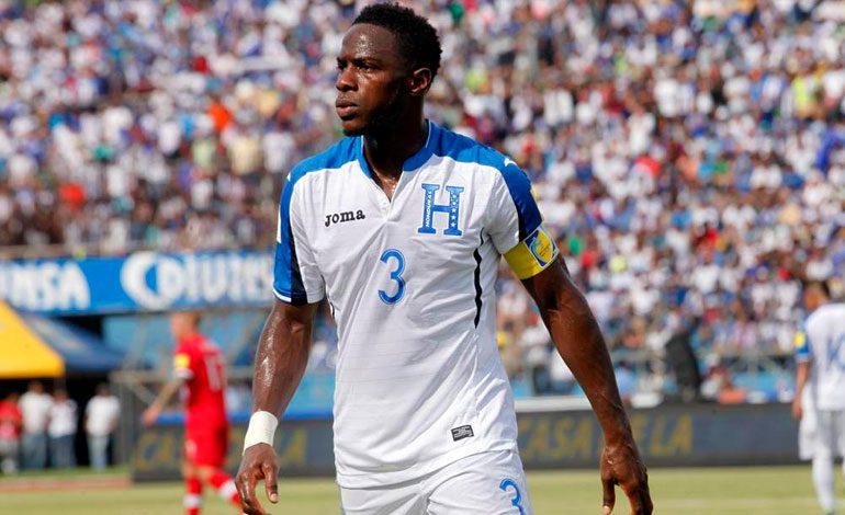 Concacaf destaca al capitán Maynor Figueroa con Honduras