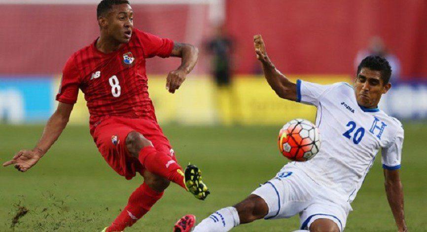 Honduras lidera historial de partidos contra Panamá en Copa Oro