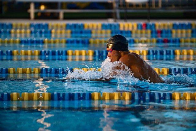 Nadador Julio Horrego será el abanderado de Honduras en los Juegos Olímpicos de Tokio