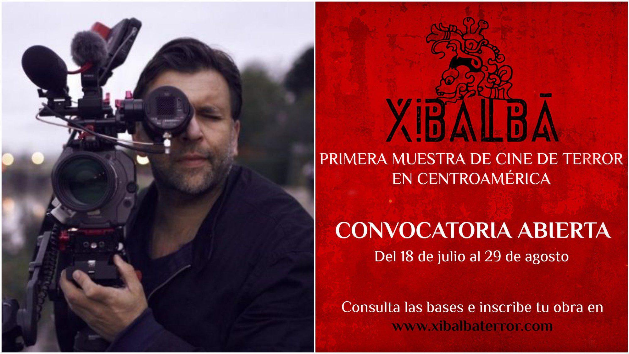 Xibalbá invita a hondureños a participar en muestra de cine de terror