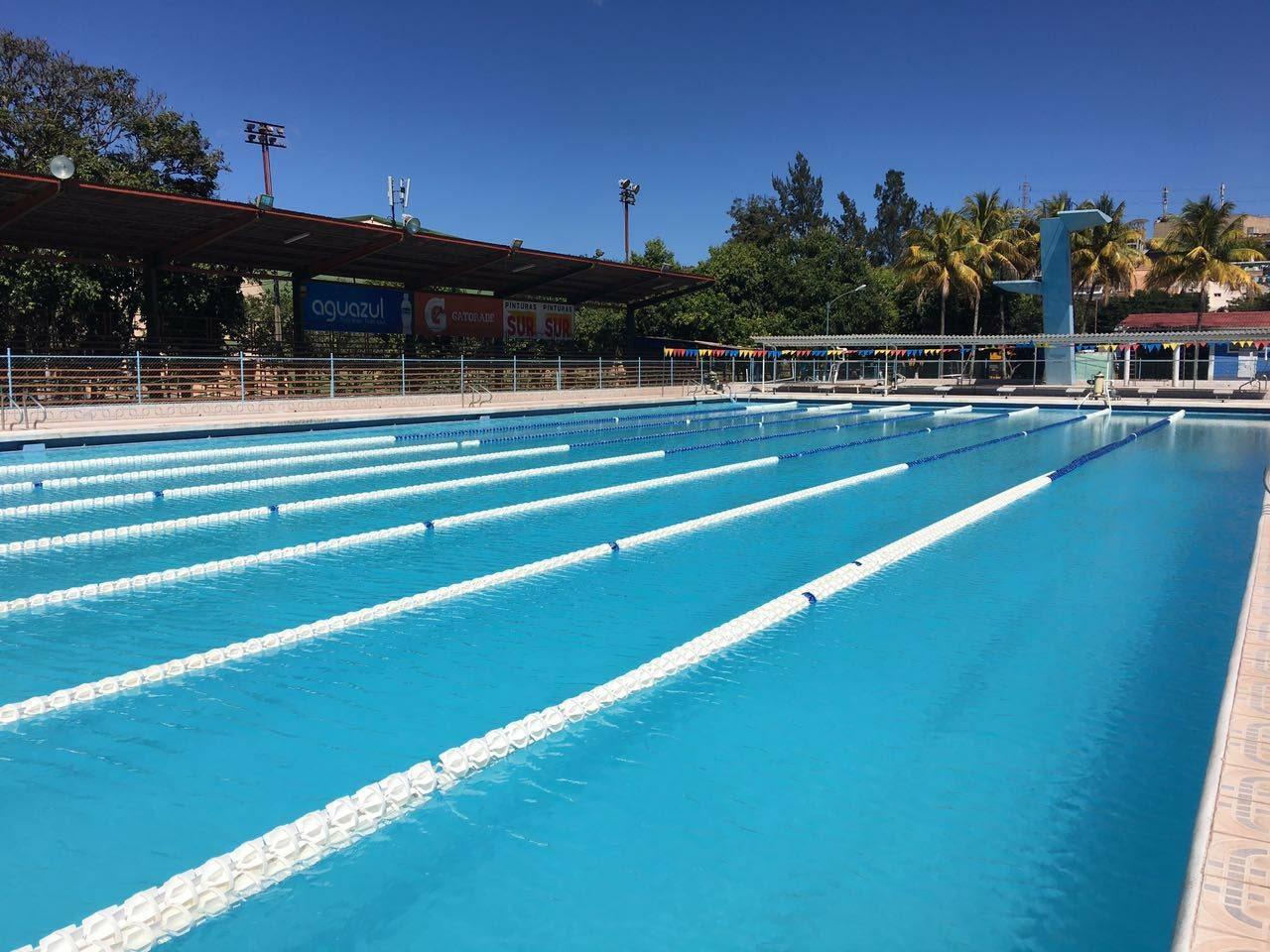 Se reactiva la natación en el Complejo Deportivo José Azcona