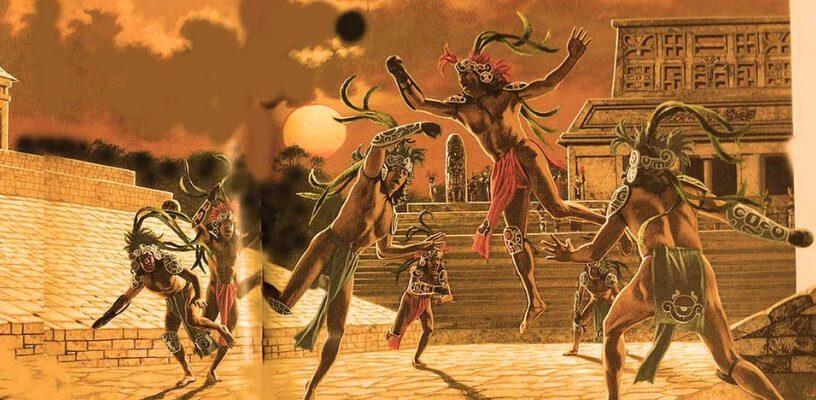 Datos curiosos del Juego de la pelota Maya