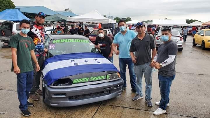 Hondureño Leonardo Castillo gana segundo lugar en Guerra de Motores