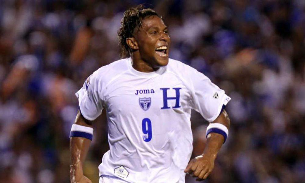 Los hondureños más goleadores en la historia de la Copa Oro