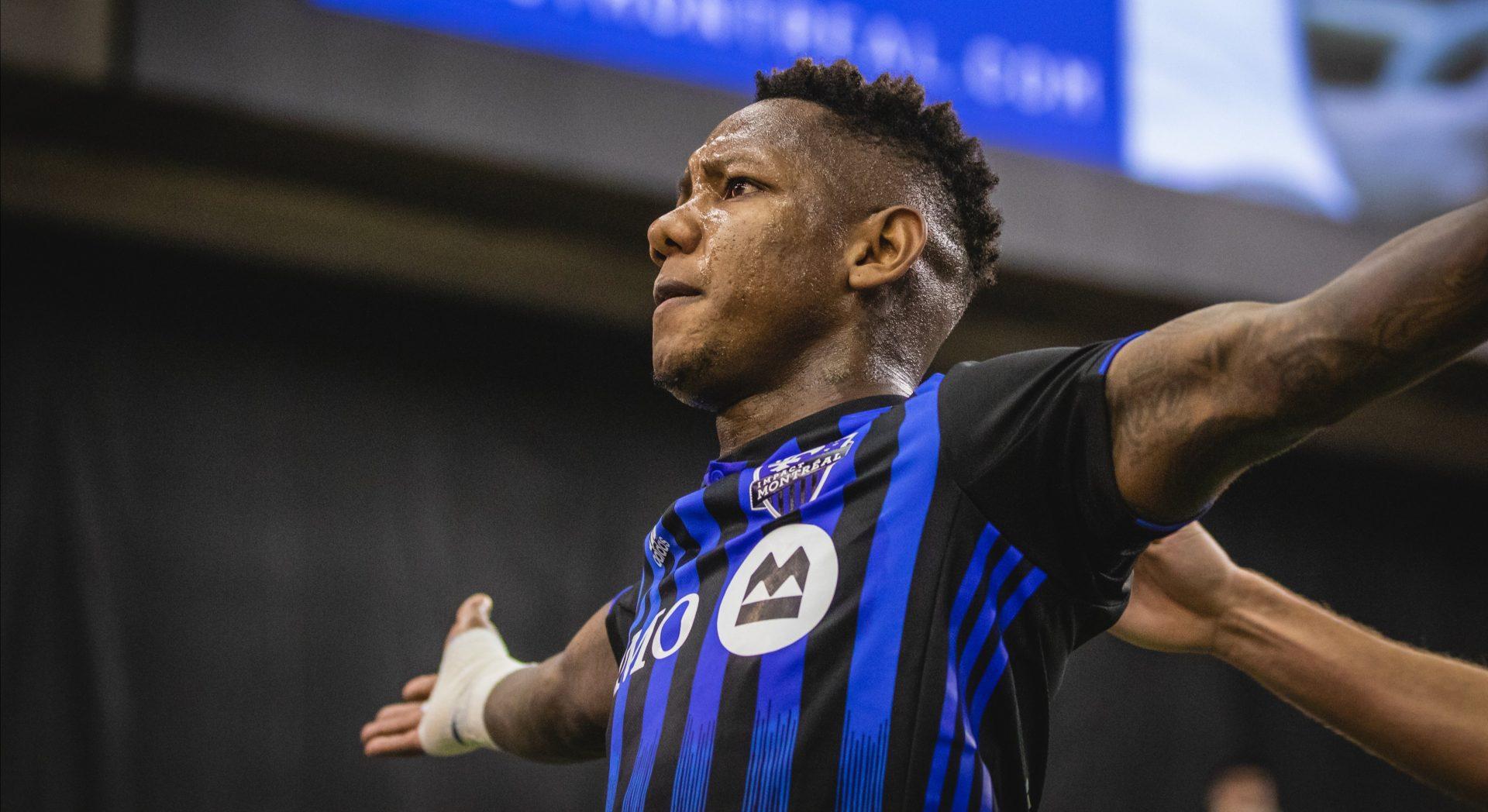 Hondureño Romell Quioto se destapa con un golazo en la MLS