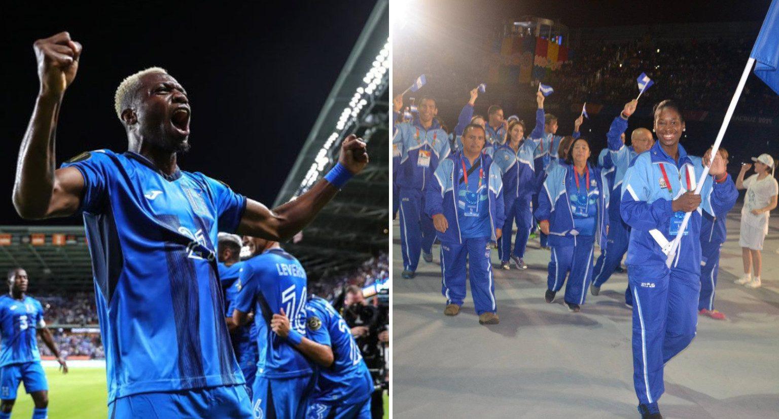 Emocionantes eventos deportivos con participaciones de hondureños, julio-agosto 2021