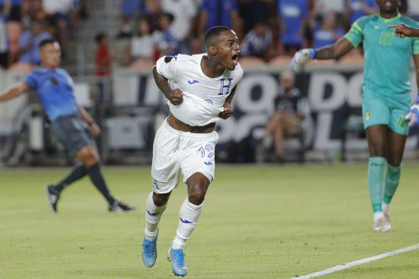 Resultado del partido Honduras vs Granada, Copa Oro 2021