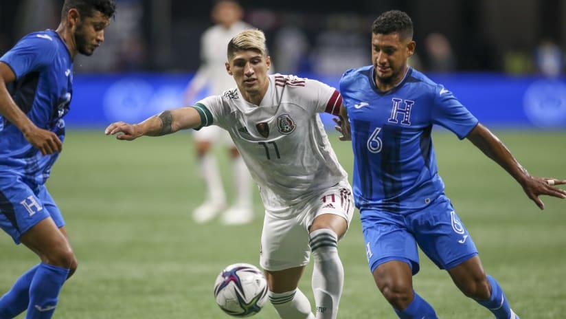 Fecha, hora y canal para ver en vivo el partido Honduras vs México, Copa Oro 2021