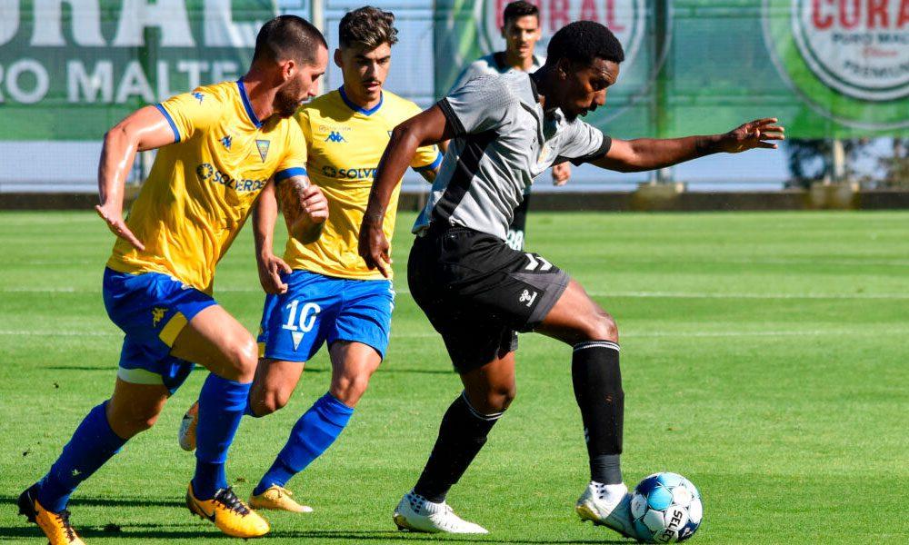 Bryan Róchez vuelve a la titularidad con Nacional en la Copa de Portugal