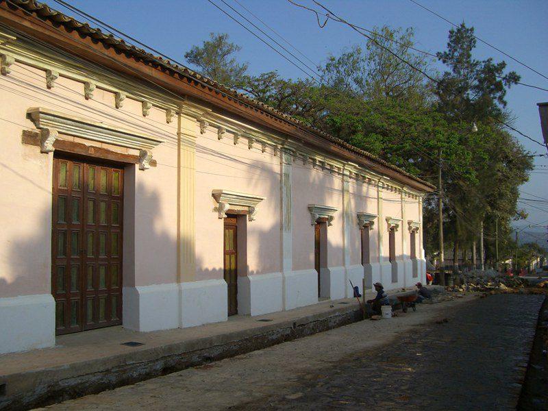 Casa Galeano reabre sus puertas en Gracias, Lempira