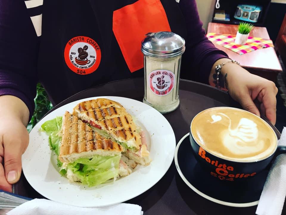 Barista Coffee 504, un lugar para los apasionados por el café