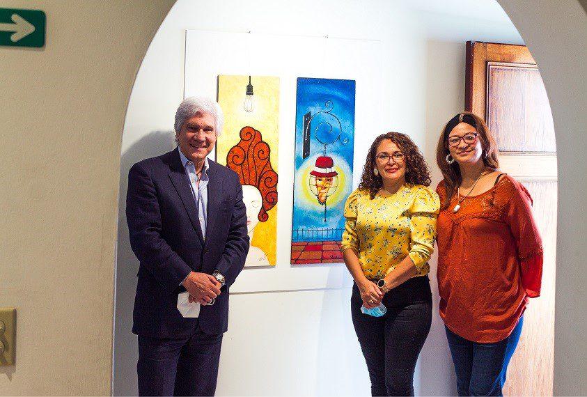 Embajada de Argentina inaugura exposición de dos hondureñas