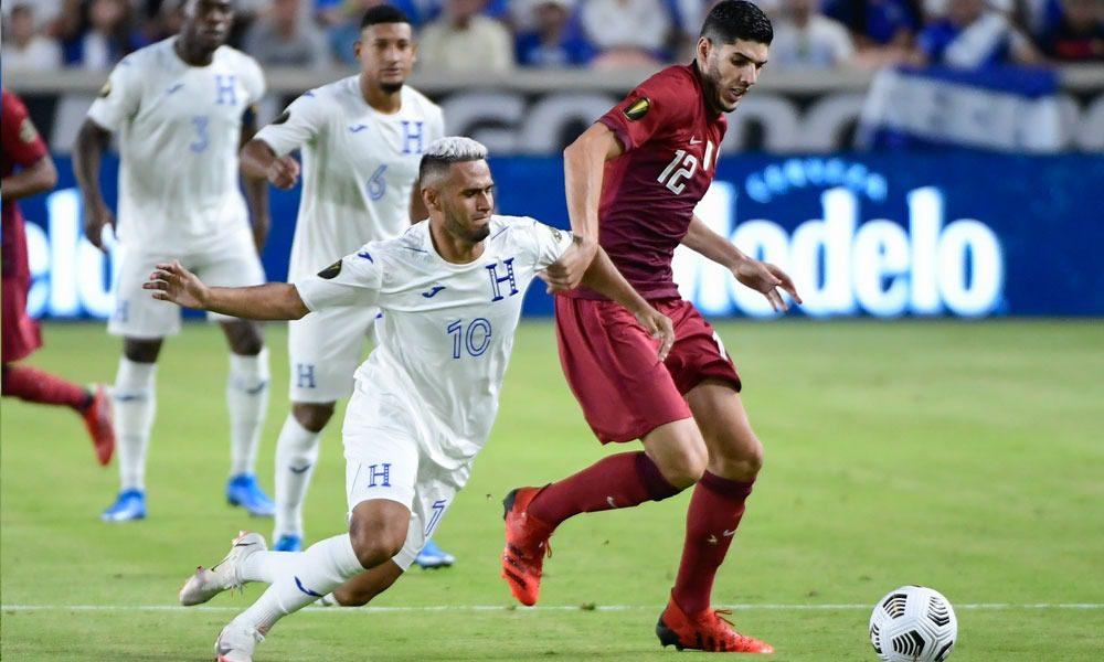 Resultado del partido Honduras vs Catar, Copa Oro 2021