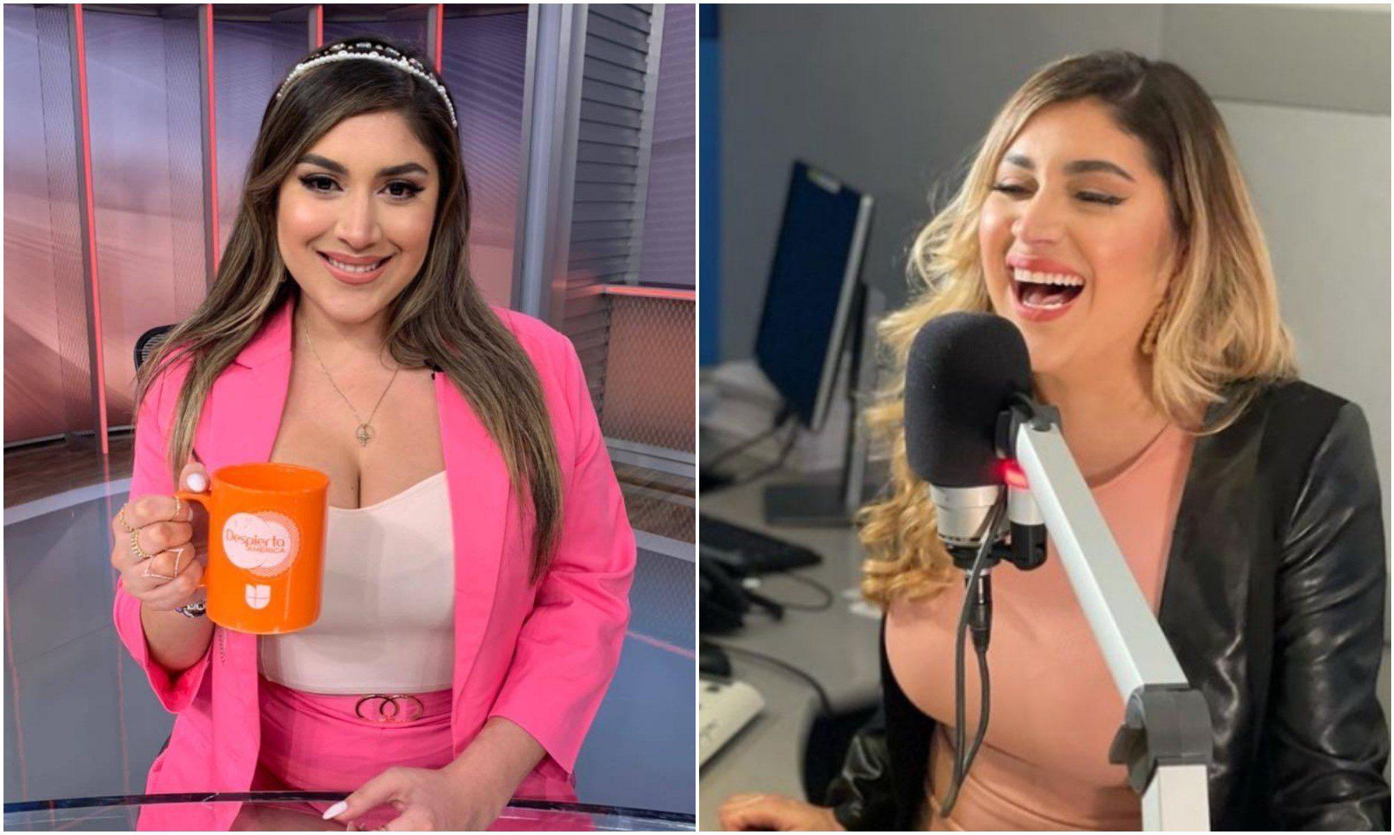 Hondureña Monserrat Medina será presentadora en Premios Juventud