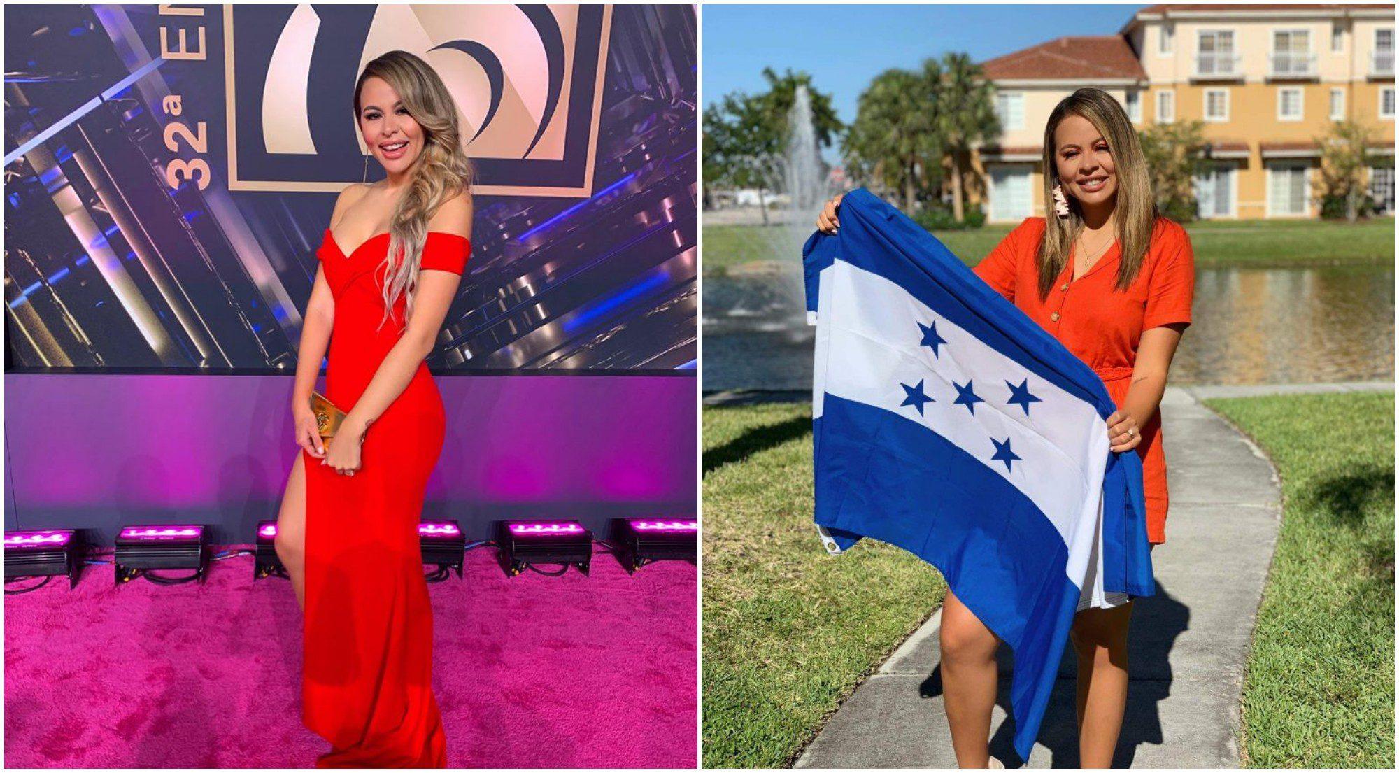 Hondureña Ana Alvarado será parte de los Premios Juventud 2021