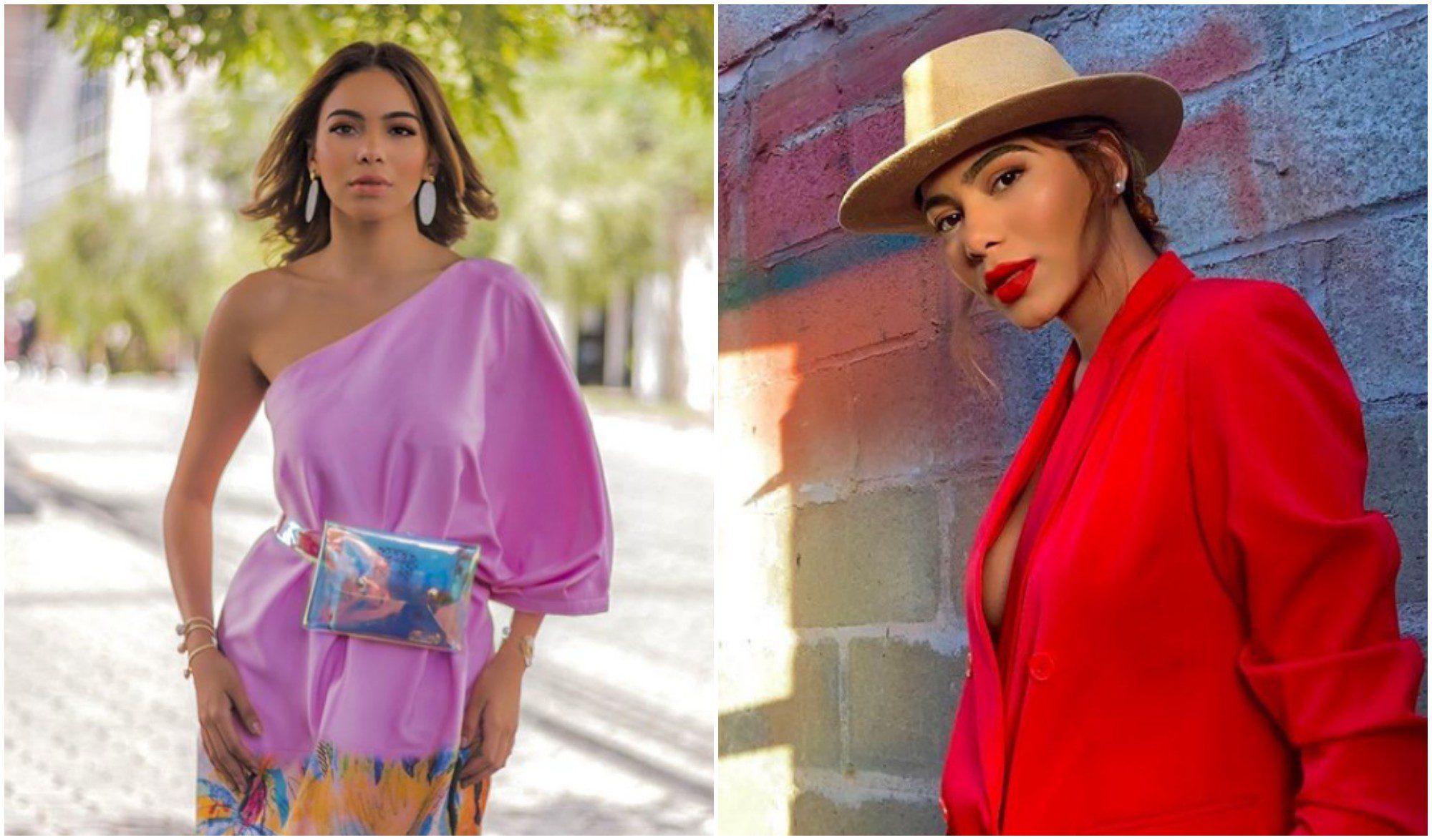 Hondureña Woldie Durón destaca en Miss Honduras Universo