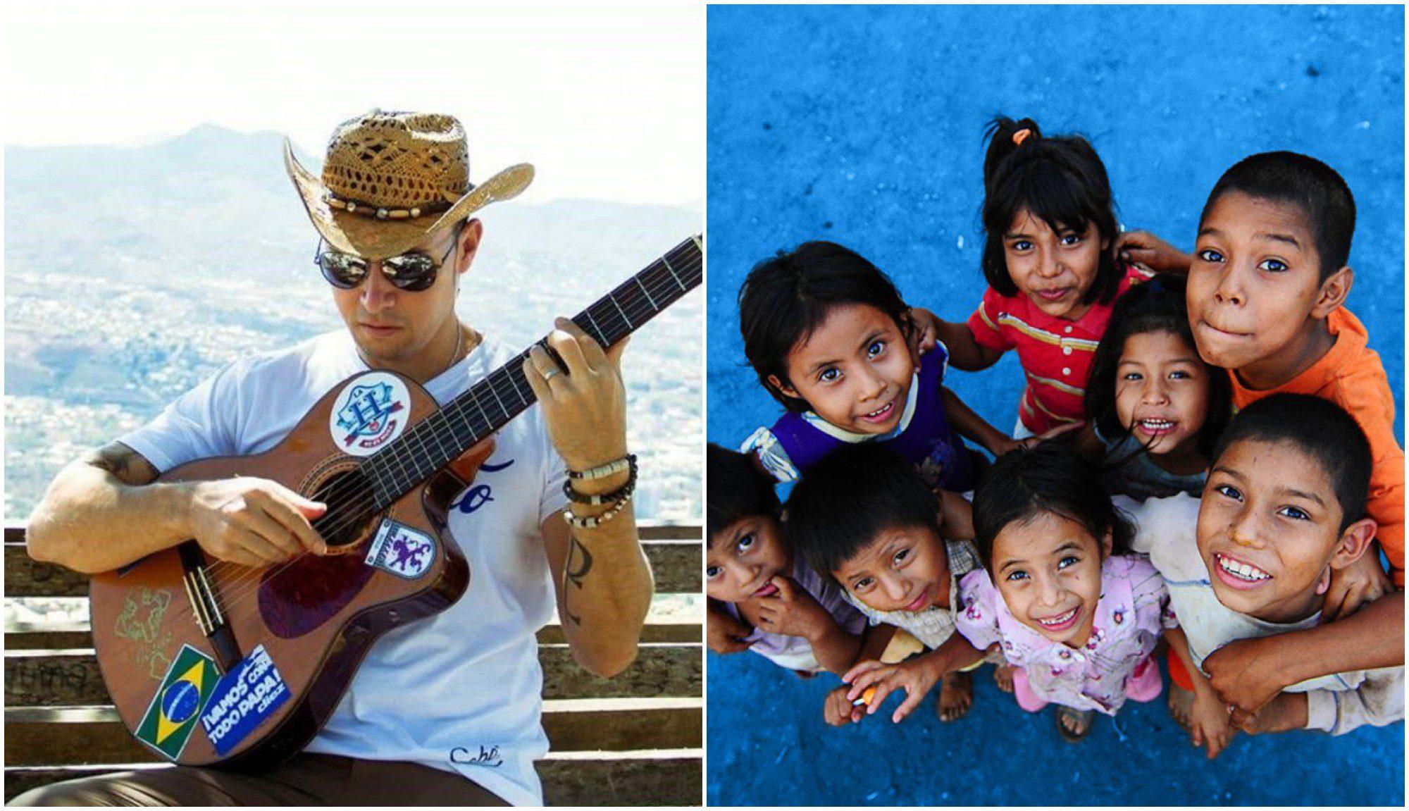 Polache participará en proyecto «One Human» de UNICEF