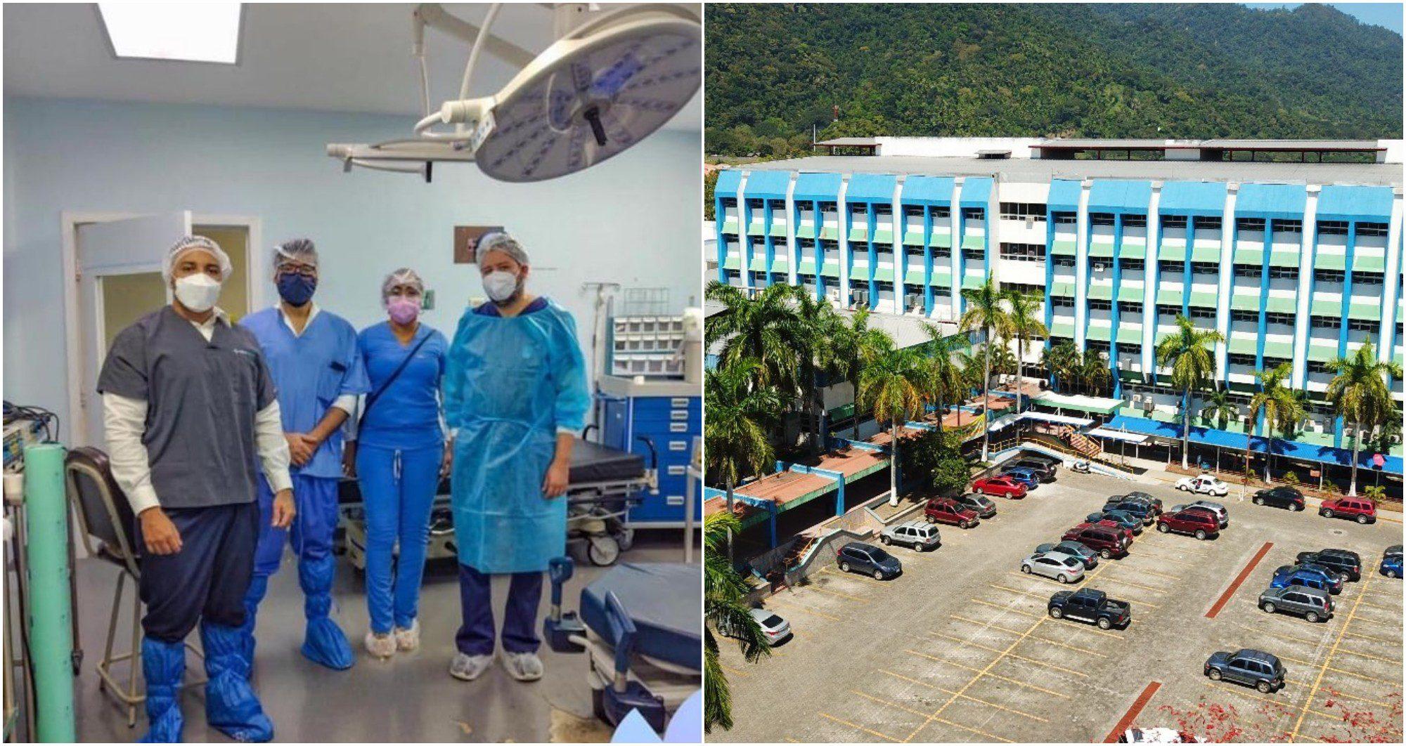 Médicos hondureños recaudan fondos para operar a 400 niños
