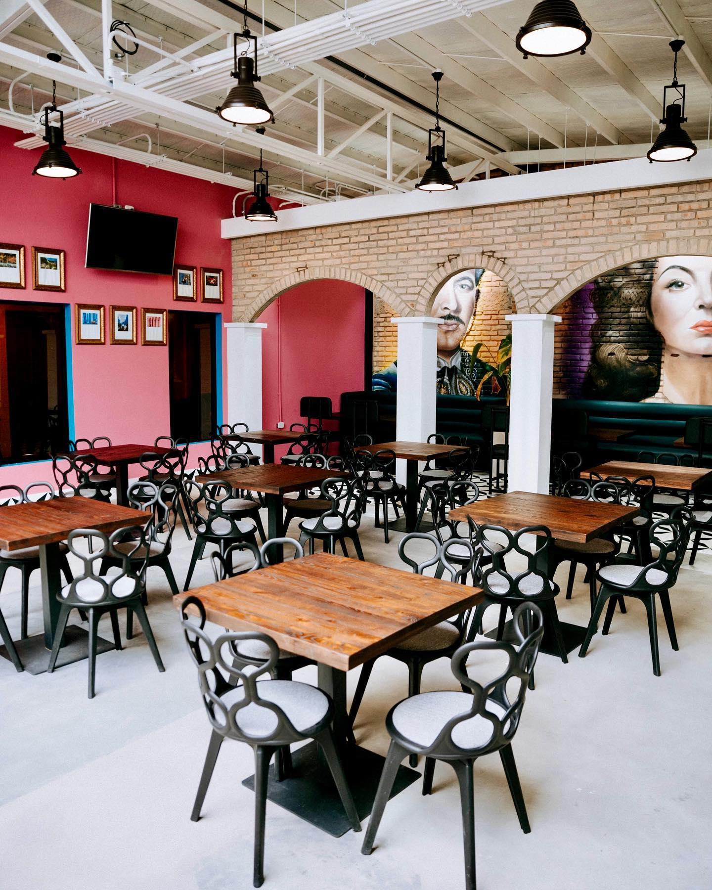 La Catrina, restaurante de cocina mexicana en Honduras